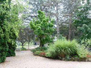 Gare de Figeac et son Magnifique jardin